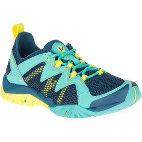 Merrell Tetrex Rapid Crest Shoes Women Turquoise